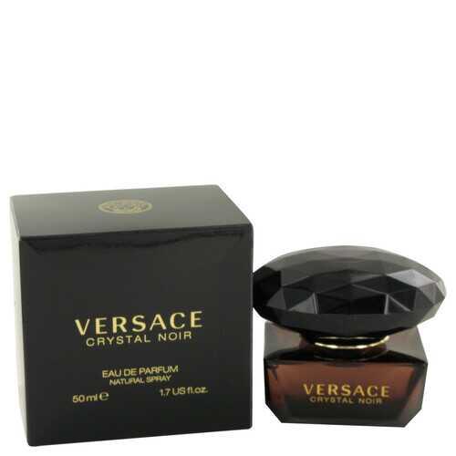 Crystal Noir by Versace Eau De Parfum Spray 1.7 oz (Women)