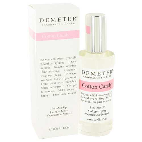 Cotton Candy by Demeter Cologne Spray 4 oz (Women)