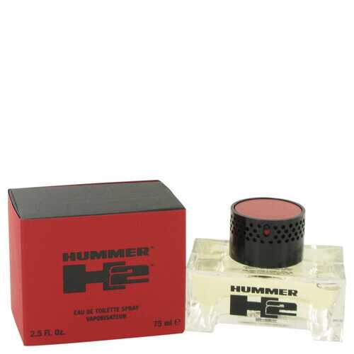 Hummer H2 by Hummer Eau De Toilette Spray 2.5 oz (Men)