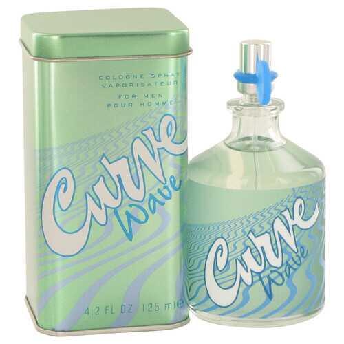 Curve Wave by Liz Claiborne Cologne Spray 4.2 oz (Men)