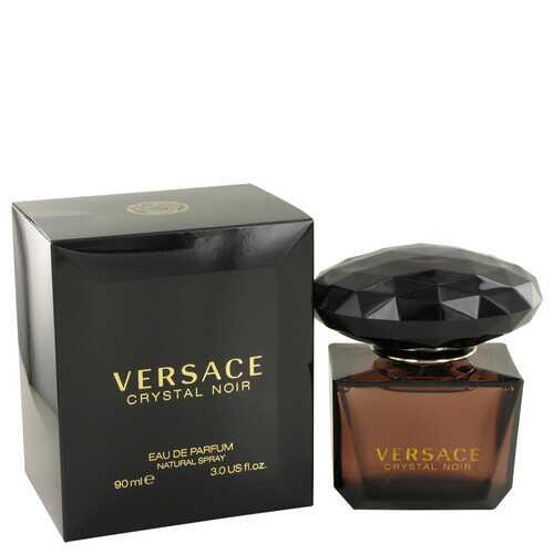 Crystal Noir by Versace Eau De Parfum Spray 3 oz (Women)