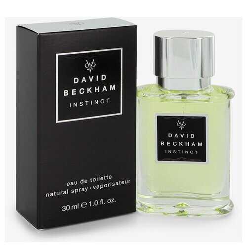 David Beckham Instinct by David Beckham Eau De Toilette Spray 1 oz (Men)