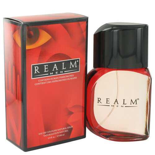 REALM by Erox Eau De Toilette / Cologne Spray 3.4 oz (Men)