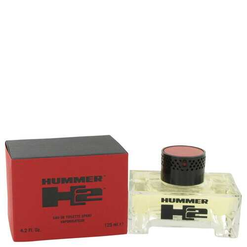 Hummer H2 by Hummer Eau De Toilette Spray 4.2 oz (Men)
