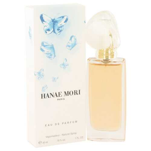 HANAE MORI by Hanae Mori Eau De Parfum Spray (Blue Butterfly) 1 oz (Women)