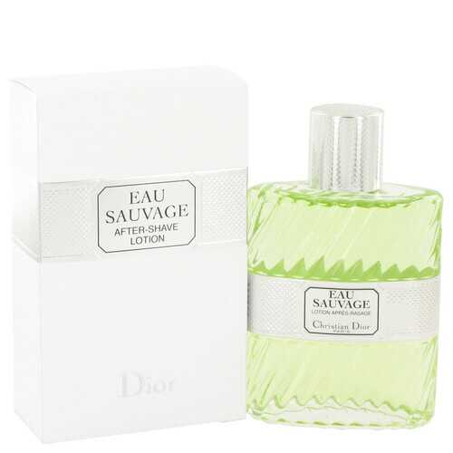 EAU SAUVAGE by Christian Dior After Shave 3.4 oz (Men)