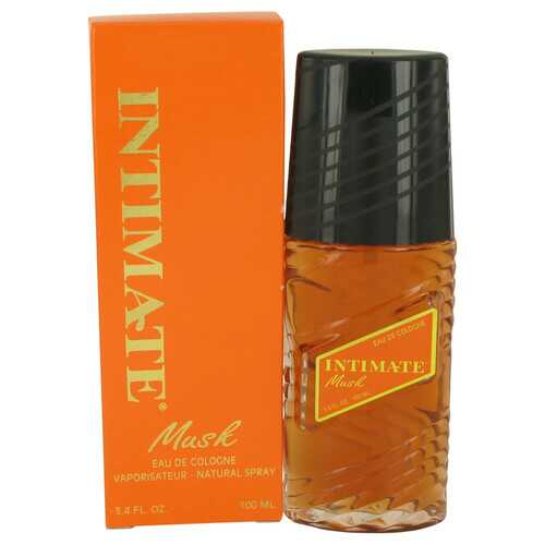 Intimate Musk by Jean Philippe Eau De Cologne Natural Spray 3.6 oz (Women)