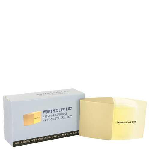 Women's Law by Monceau Eau De Parfum Spray 2.5 oz (Women)