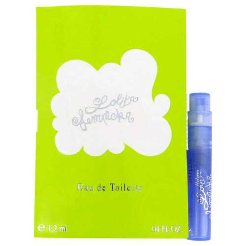 LOLITA LEMPICKA by Lolita Lempicka Eau De Toilette Vial (sample) .04 oz (Women)