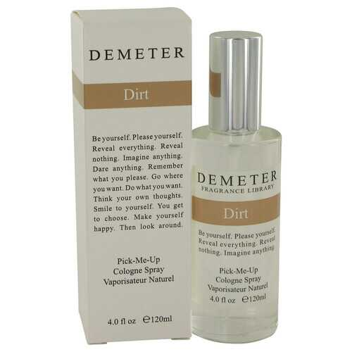 Demeter Dirt by Demeter Cologne Spray 4 oz (Men)