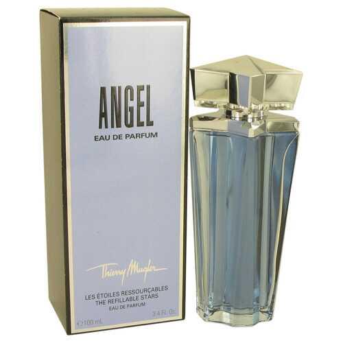 ANGEL by Thierry Mugler Eau De Parfum Spray Refillable 3.4 oz (Women)