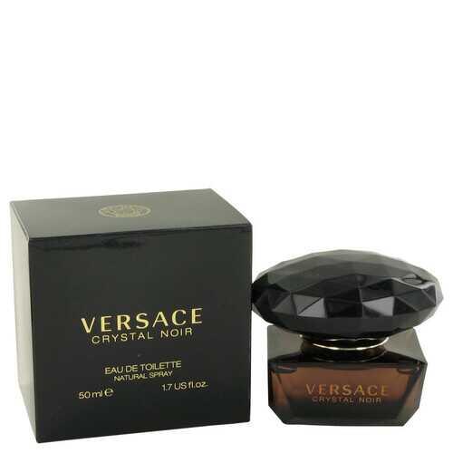 Crystal Noir by Versace Eau De Toilette Spray 1.7 oz (Women)