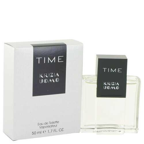 Krizia Time by Krizia Eau De Toilette Spray 1.7 oz (Men)