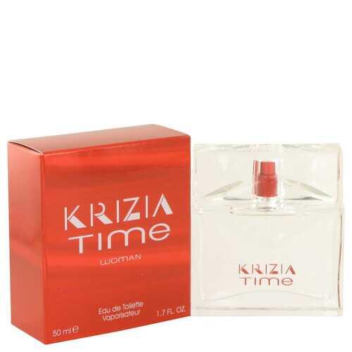 Krizia Time by Krizia Eau De Toilette Spray 1.7 oz (Women)
