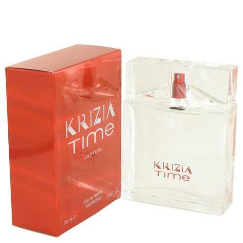 Krizia Time by Krizia Eau De Toilette Spray 2.5 oz (Women)