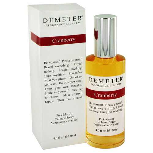 Demeter by Demeter Cranberry Cologne Spray 4 oz (Women)