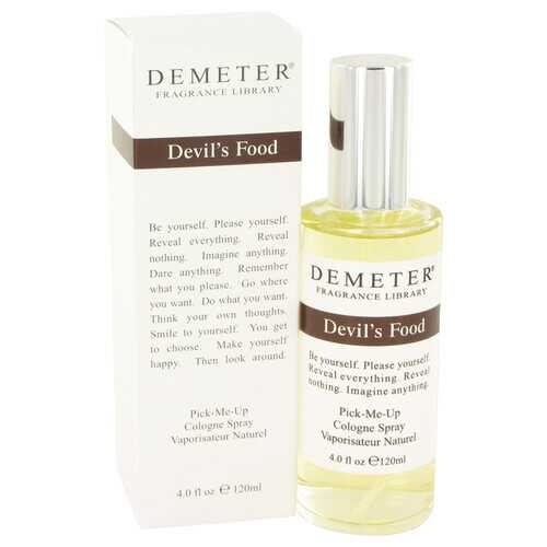 Demeter by Demeter Devil's Food Cologne Spray 4 oz (Women)