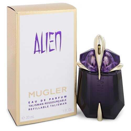 Alien by Thierry Mugler Eau De Parfum Spray Refillable 1 oz (Women)