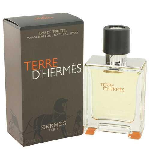 Terre D'Hermes by Hermes Eau De Toilette Spray 1.7 oz (Men)