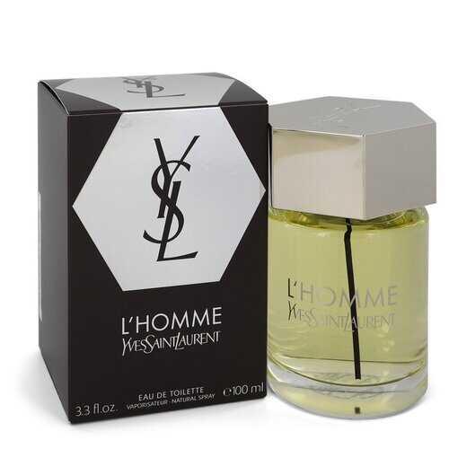 L'homme by Yves Saint Laurent Eau De Toilette Spray 3.4 oz (Men)