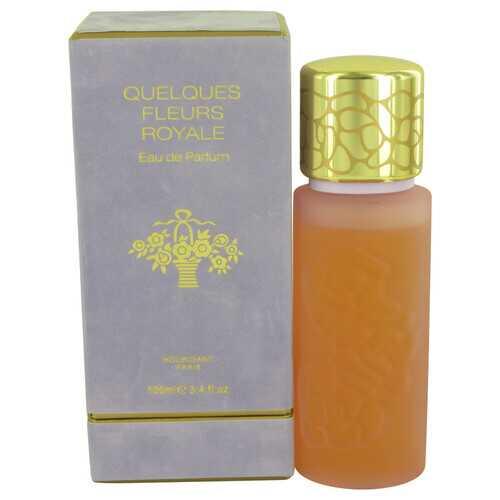 QUELQUES FLEURS Royale by Houbigant Eau De Parfum Spray 3.4 oz (Women)