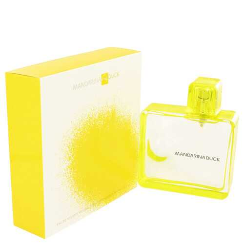 Mandarina Duck by Mandarina Duck Eau De Toilette Spray 3.4 oz (Women)
