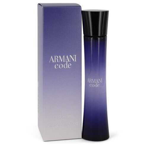 Armani Code by Giorgio Armani Eau De Parfum Spray 1.7 oz (Women)