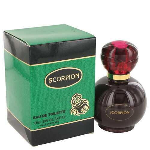 Scorpion by Parfums JM Eau De Toilette Spray 3.4 oz (Men)