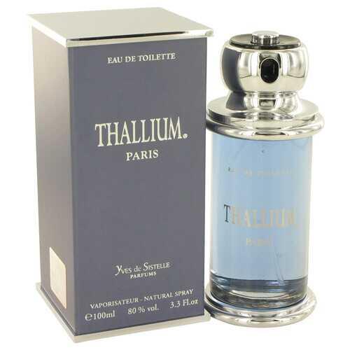 Thallium by Parfums Jacques Evard Eau De Toilette Spray 3.3 oz (Men)
