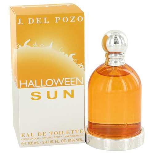 Halloween Sun by Jesus Del Pozo Eau De Toilette Spray 3.4 oz (Women)