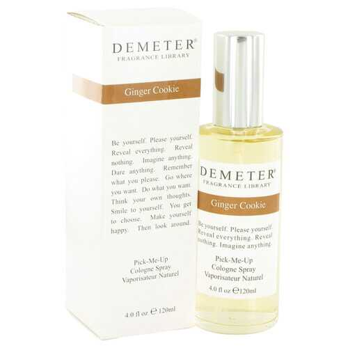 Demeter by Demeter Ginger Cookie Cologne Spray 4 oz (Women)