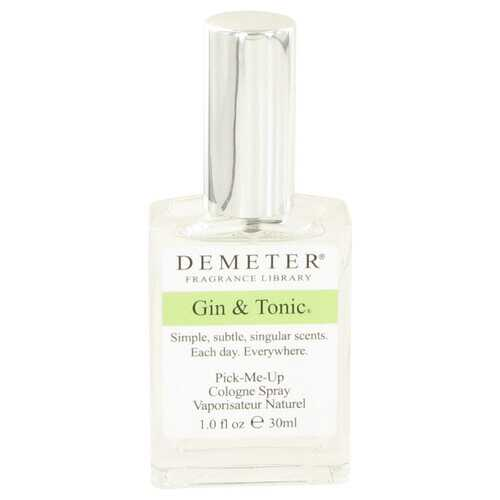 Demeter Gin & Tonic by Demeter Cologne Spray 1 oz (Men)