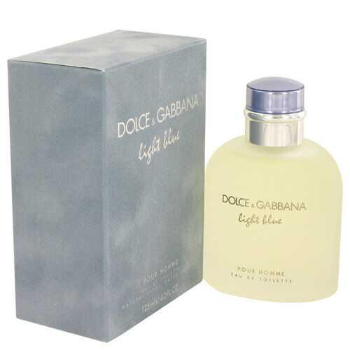 Light Blue by Dolce & Gabbana Eau De Toilette Spray 4.2 oz (Men)