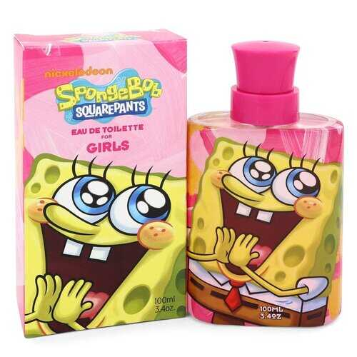 Spongebob Squarepants by Nickelodeon Eau De Toilette Spray 3.4 oz (Women)