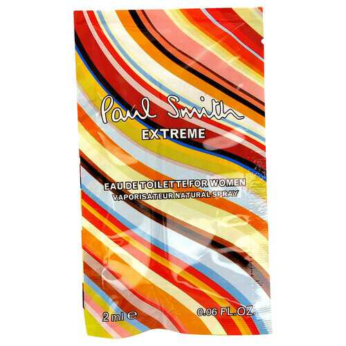 Paul Smith Extreme by Paul Smith Vial (sample) .06 oz (Women)