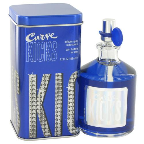 Curve Kicks by Liz Claiborne Eau De Cologne Spray 4.2 oz (Men)