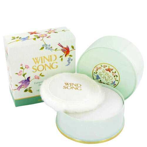 WIND SONG by Prince Matchabelli Dusting Powder 4 oz (Women)