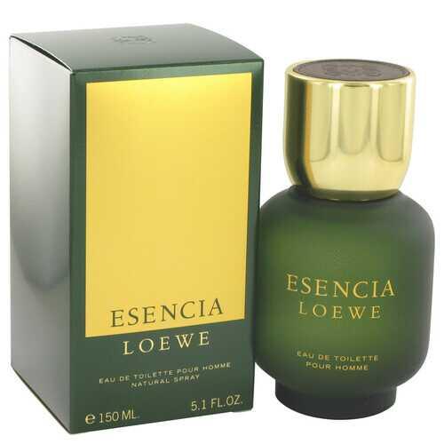 ESENCIA by Loewe Eau De Toilette Spray 5.1 oz (Men)