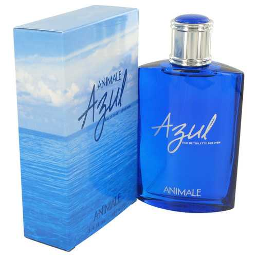 ANIMALE AZUL by Animale Eau De Toilette Spray 3.4 oz (Men)