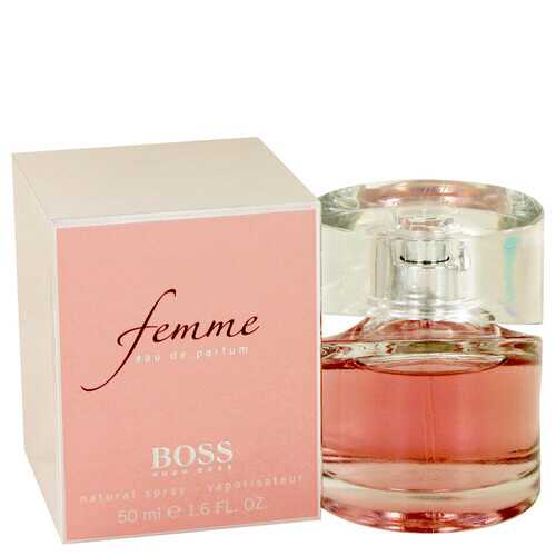 Boss Femme by Hugo Boss Eau De Parfum Spray 1.7 oz (Women)