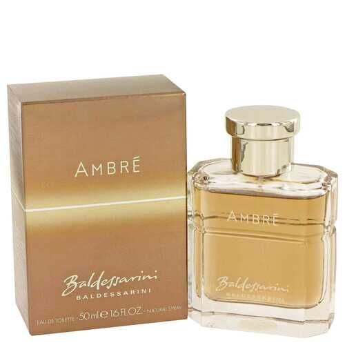 Baldessarini Ambre by Hugo Boss Eau De Toilette Spray 1.7 oz (Men)