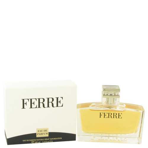 Ferre (New) by Gianfranco Ferre Eau De Parfum Spray 3.4 oz (Women)