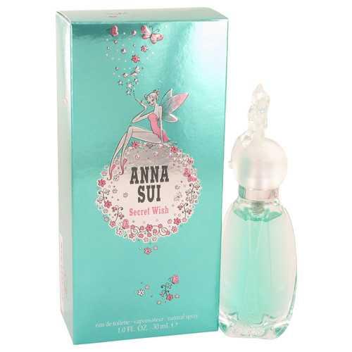 Secret Wish by Anna Sui Eau De Toilette Spray 1 oz (Women)