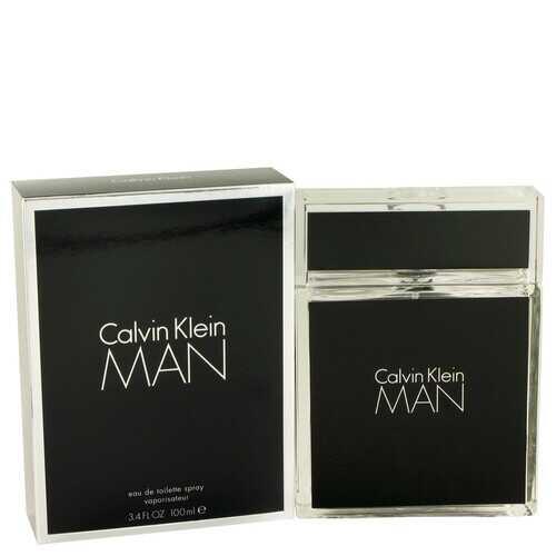 Calvin Klein Man by Calvin Klein Eau De Toilette Spray 3.4 oz (Men)