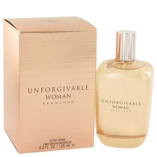Unforgivable by Sean John Eau De Parfum Spray 4.2 oz (Women)