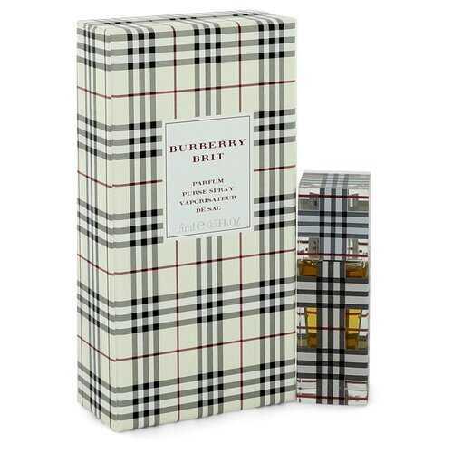 Burberry Brit by Burberry Pure Perfume Spray .5 oz (Women)