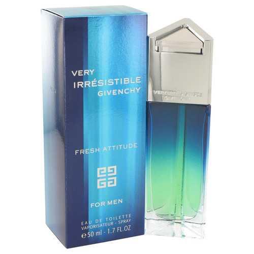 Very Irresistible Fresh Attitude by Givenchy Eau De Toilette Spray 1.7 oz (Men)