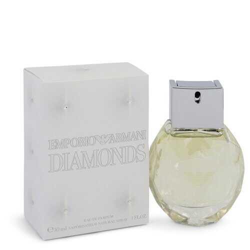 Emporio Armani Diamonds by Giorgio Armani Eau De Parfum Spray 1 oz (Women)