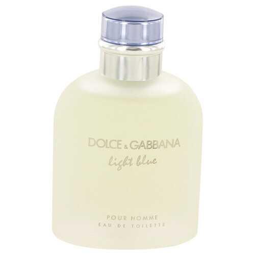 Light Blue by Dolce & Gabbana Eau De Toilette Spray (Tester) 4.2 oz (Men)