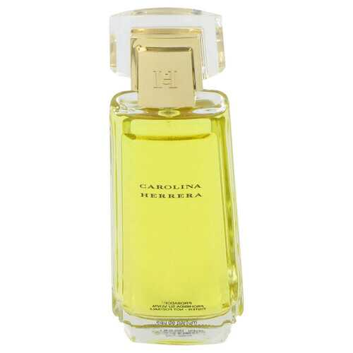 CAROLINA HERRERA by Carolina Herrera Eau De Parfum Spray (Tester) 3.4 oz (Women)